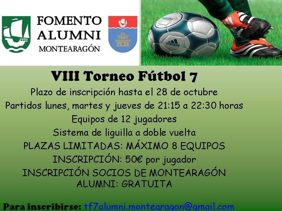 710a36e88a1 VIII Torneo Fútbol 7 Alumni 2016-2017